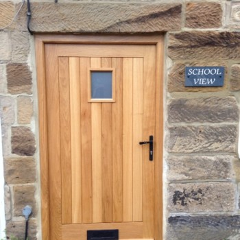 Gary Bibby Joinery, Stokesley, North Yorkshire, door and frame deisgn