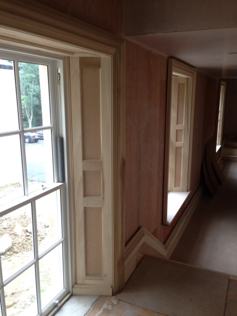 Gary Bibby Joinery, Stokesley, North Yorkshire, Window Frame Design, Easby