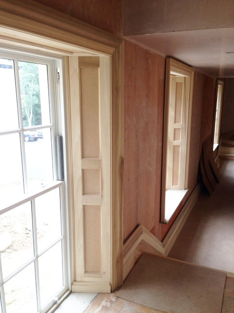 Gary Bibby Joinery, Stokesley, North Yorkshire, Window Frame Design