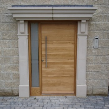 Gary Bibby Joinery, Stokesley, North Yorkshire, Door deisgn