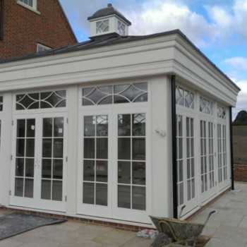 Gary Bibby Joinery, Stokesley, North Yorkshire, Oak windows and doors deisgn