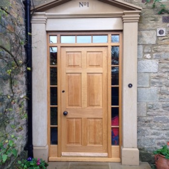 external doors, bespoke design, timber, Gary Bibby Joinery, Stokesley,North Yorkshire