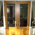 Gary Bibby Joinery, Stokesley, North Yorkshire, Oak Door deisgn