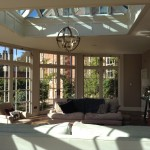 Gary Bibby Joinery, Stokesley, North Yorkshire, Roof lantern and Door Frame deisgn