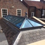 Roof Lantern, Bespoke design, Gary Bibby Joinery, Stokesley, North Yorkshire