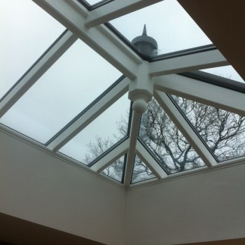 Roof Lantern, Window Design , Stokesley, Gary Bibby Joinery, North Yorkshire